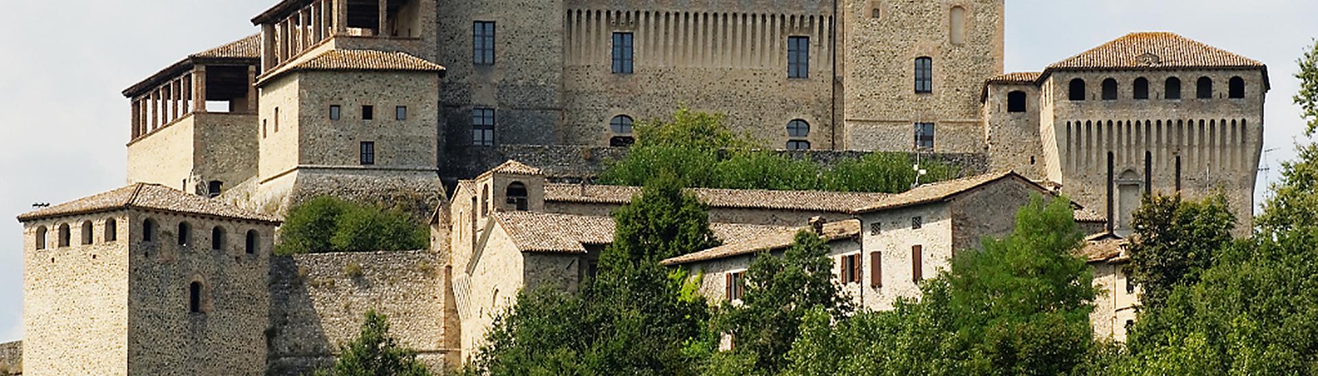 Il vetro e la pietra nella Valle del Parma